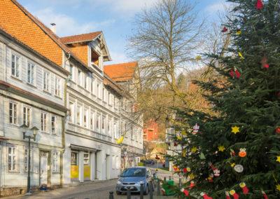Ferienwohnung in Bad Grund im Harz - Haus am Markt