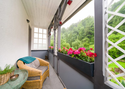 Ferienwohnung-Bad-Grund-Balkon
