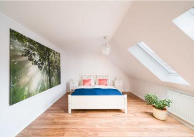 Ferienwohnung-Bad-Grund-flotter-Hase-Schlafzimmer