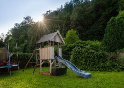 Ferienwohnungen Dylag, Bad Grund, Garten
